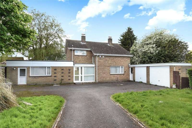 4 Bedrooms Detached House for sale in Main Street, North Kyme, LN4