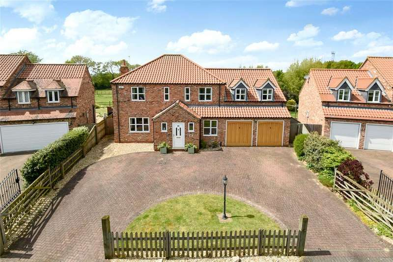 5 Bedrooms Detached House for sale in Mareham Lane, Sleaford, NG34