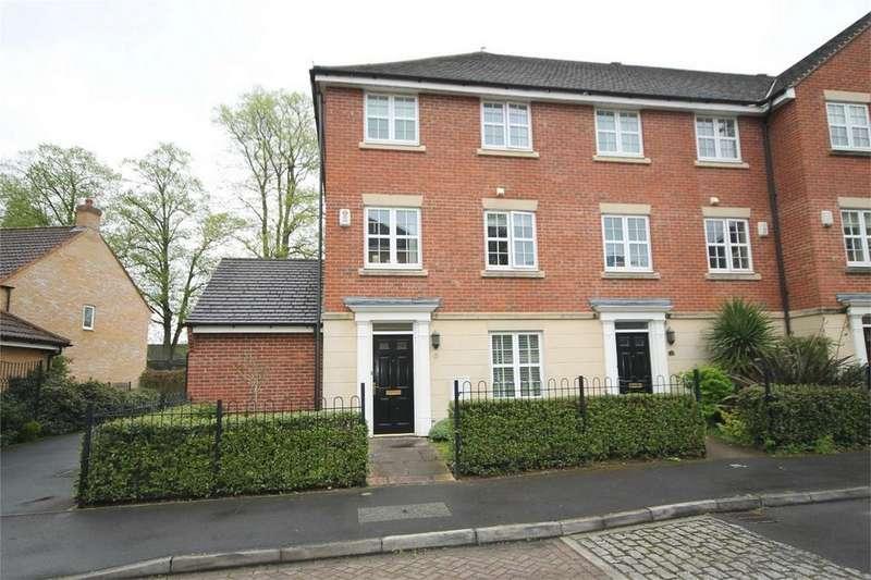 4 Bedrooms End Of Terrace House for sale in NEWBURY, Berkshire