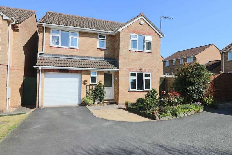 4 Bedrooms Detached House for sale in Roundswell, Barnstaple