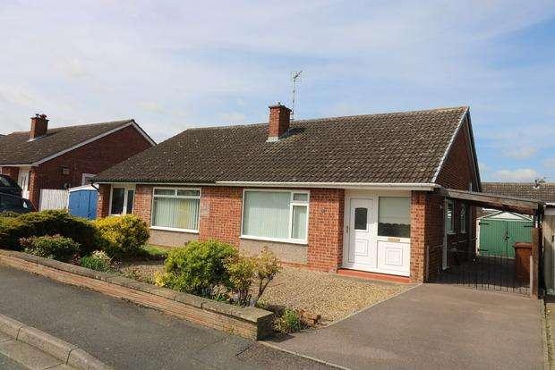 2 Bedrooms Bungalow for sale in Sapcote Drive, Melton Mowbray, LE13