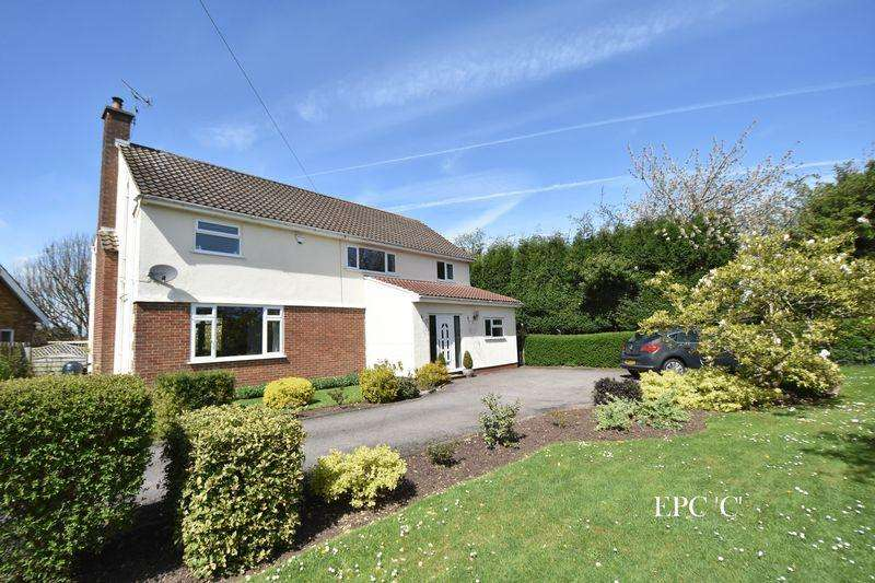 4 Bedrooms Detached House for sale in ALMONDSBURY