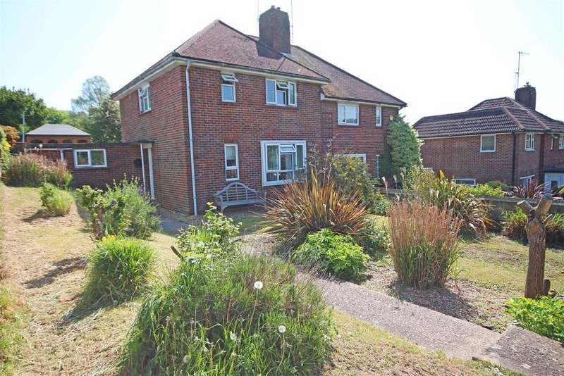 2 Bedrooms Semi Detached House for sale in Beatty Avenue, Coldean, Brighton