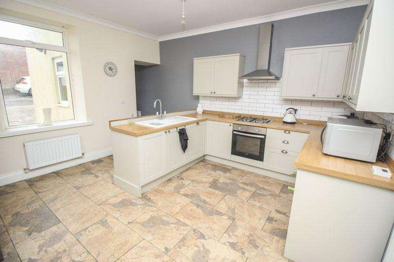 3 Bedrooms Terraced House for sale in Derwent View (High), Dipton