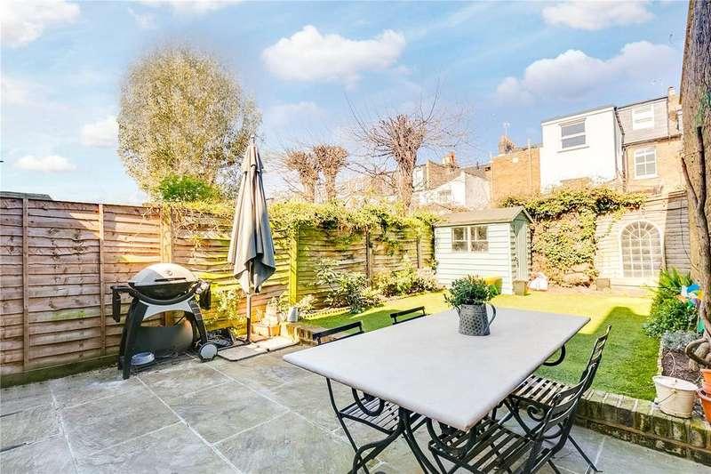 4 Bedrooms Terraced House for sale in Westfields Avenue, Barnes, London