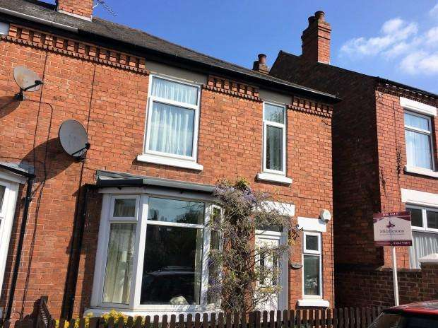 2 Bedrooms Semi Detached House for sale in Bayswater Road, Melton Mowbray, LE13