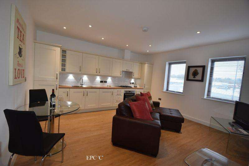 1 Bedroom Apartment Flat for sale in THORNBURY