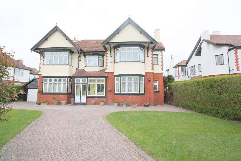 6 Bedrooms Detached House for sale in Hall Road West, Blundellsands