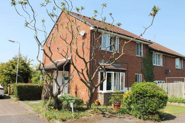 1 Bedroom Cluster House for sale in Heron Drive, Luton, LU2