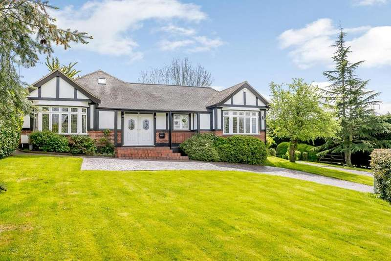 3 Bedrooms Detached Bungalow for sale in Warley Road, Upminster, Essex, RM14