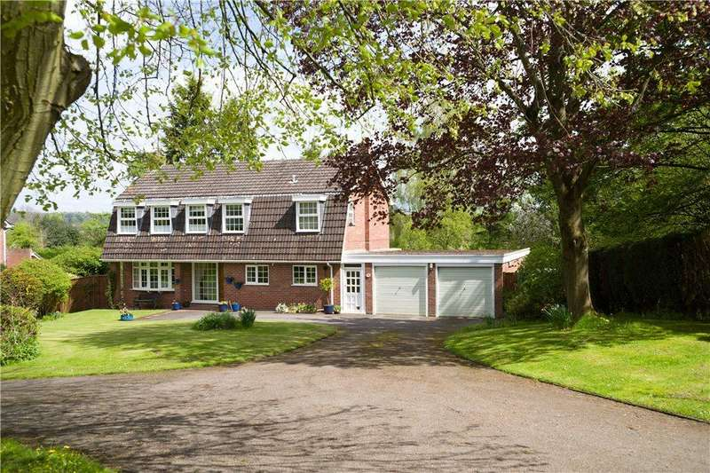 4 Bedrooms Detached House for sale in Church Hill, The Compa, Kinver, Stourbridge, DY7