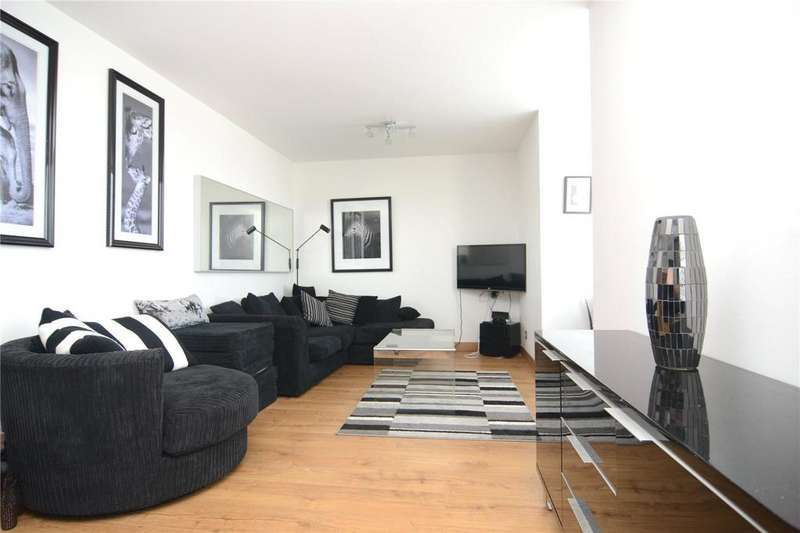 2 Bedrooms Flat for sale in Osprey Heights, 7 Bramlands Close, London