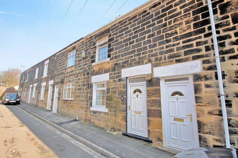 2 Bedrooms Terraced House for sale in Cliffe Street, Brotton.