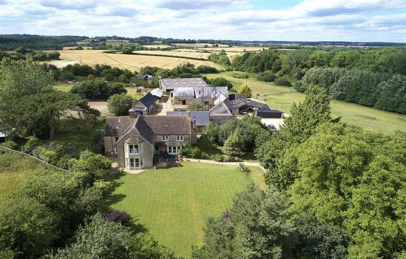 7 Bedrooms Country House Character Property for sale in North Leigh, Oxfordshire