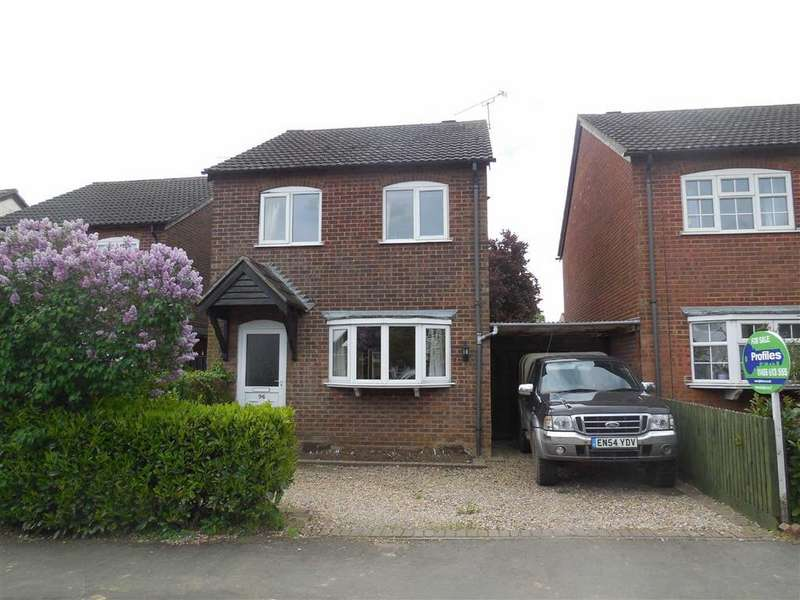 3 Bedrooms Detached House for sale in Charnwood Road, Barwell