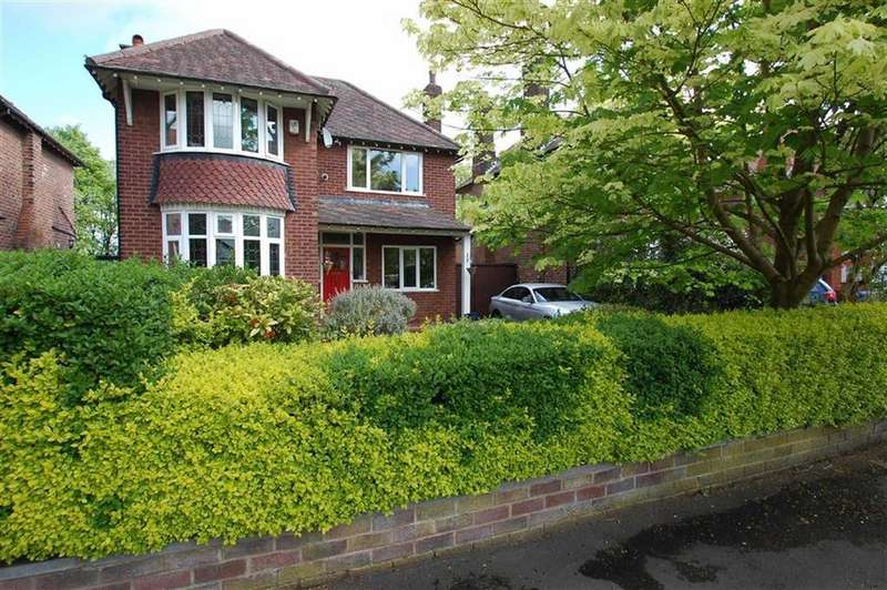 3 Bedrooms Detached House for sale in Midland Road, Bramhall, Cheshire