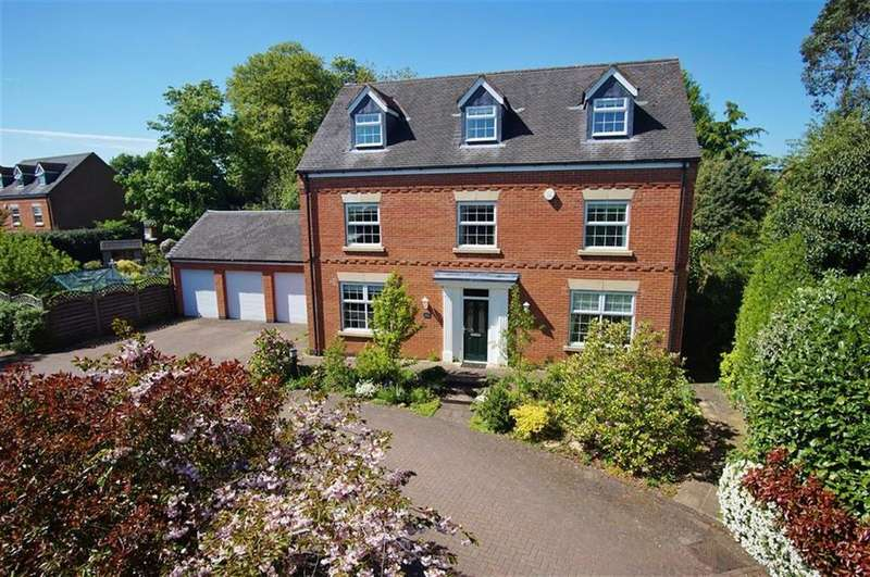 5 Bedrooms Detached House for sale in Desford
