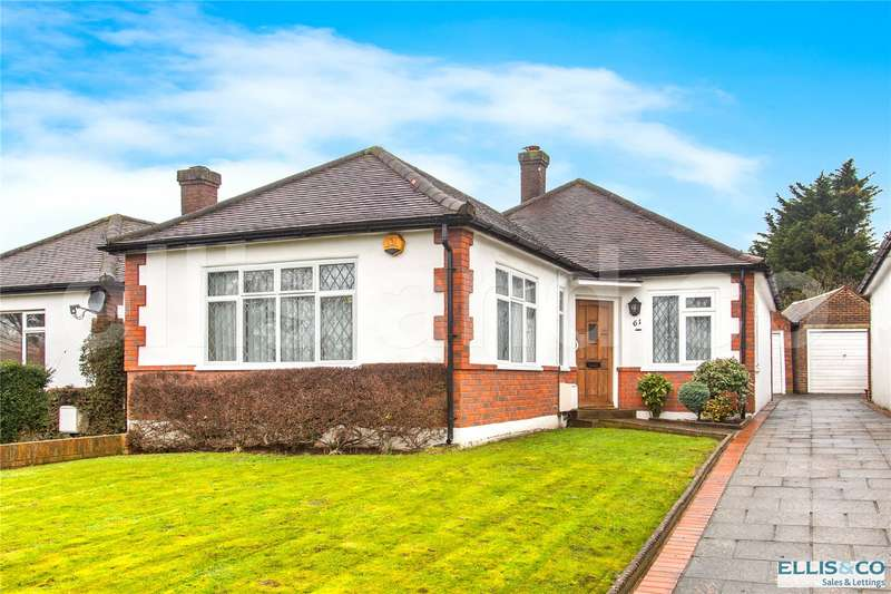 2 Bedrooms Bungalow for sale in Page Street Mill Hill London