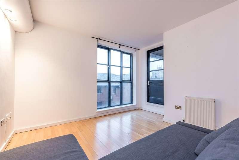 1 Bedroom Flat for sale in Bentley Road Dalston Islington