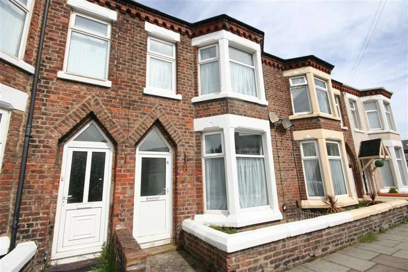 3 Bedrooms Terraced House for sale in Massey Park, Wallasey, CH45 4LL