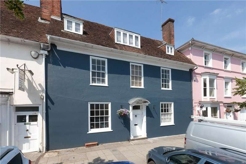 5 Bedrooms Terraced House for sale in Broad Street, Alresford, Hampshire, SO24