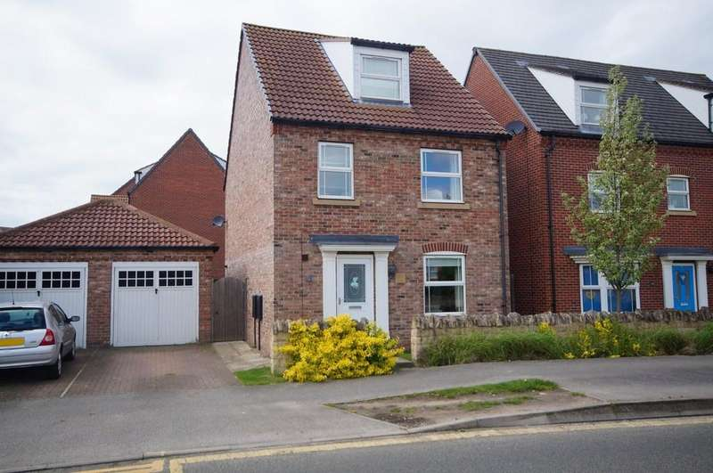 4 Bedrooms Detached House for sale in St. Augustine Road, Lincoln