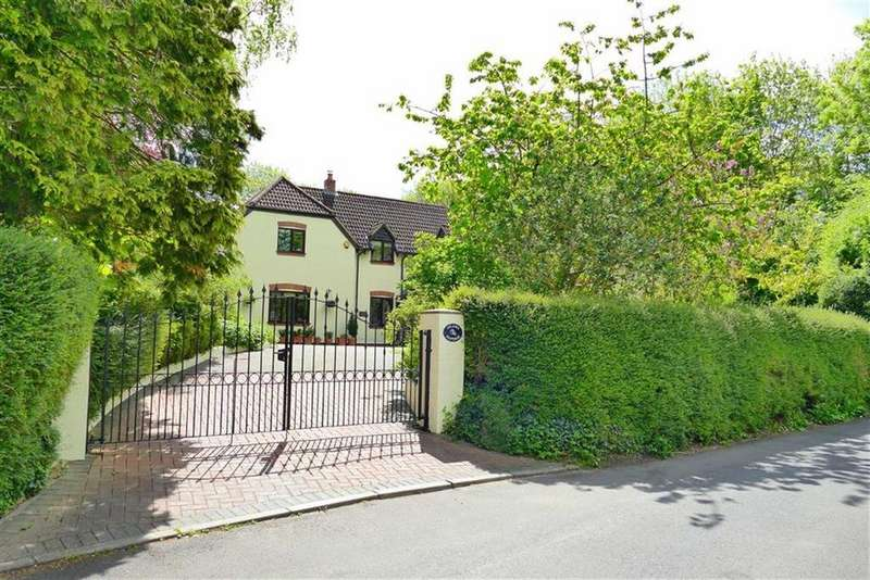 5 Bedrooms Detached House for sale in Brewers Lane, Calne