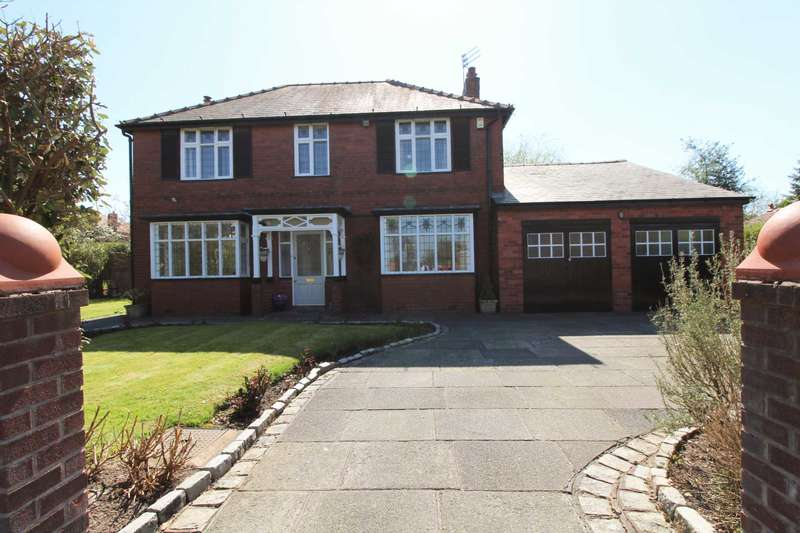 4 Bedrooms Detached House for sale in PARK AVENUE, Bramhall