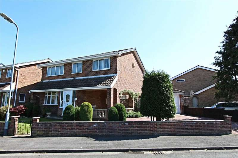 4 Bedrooms Detached House for sale in Lyndon Way, Hartburn