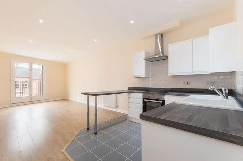 1 Bedroom Apartment Flat for sale in St. Peters Churchyard, Derby
