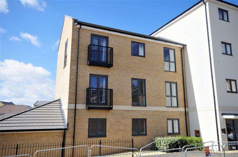2 Bedrooms Apartment Flat for sale in Bushy Road, Patchway, Bristol