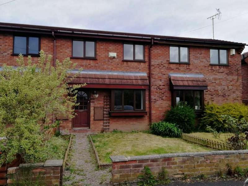 2 Bedrooms Terraced House for sale in Lancaster Park, Broughton, Chester