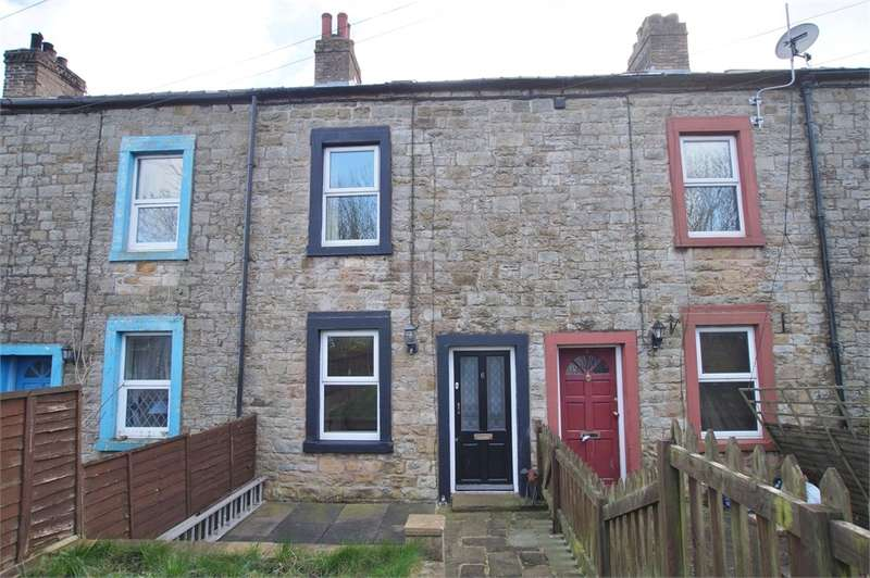 2 Bedrooms Terraced House for sale in CA15 6TG Mandale Terrace, Crosby Villa, Maryport, Cumbria
