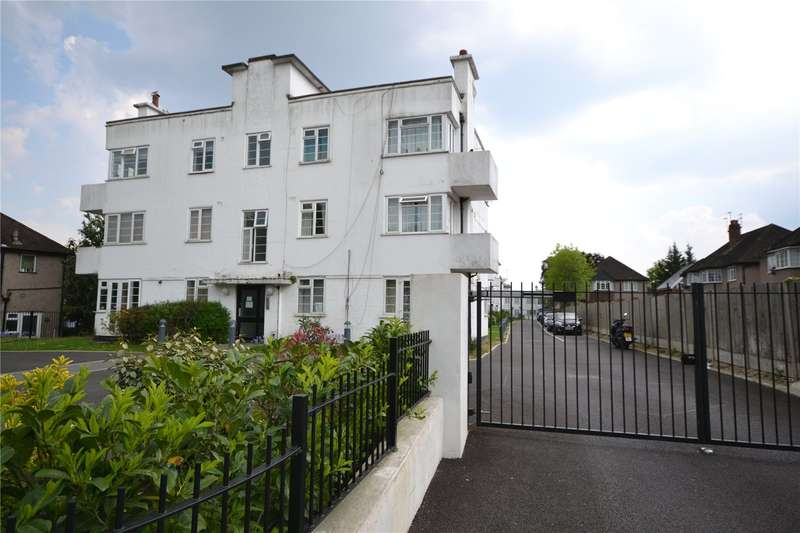 2 Bedrooms Apartment Flat for sale in Beech Lawns, North Finchley, London, N12