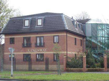 2 Bedrooms Flat for sale in 1 Kingsway, Manchester, Greater Manchester, Uk