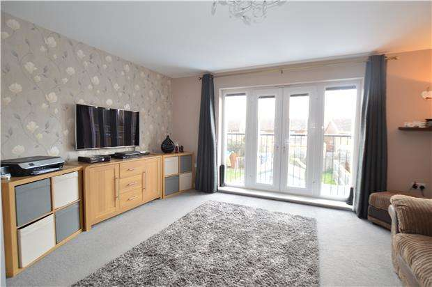4 Bedrooms End Of Terrace House for sale in Normandy Drive, Yate, BRISTOL, BS37 4FL