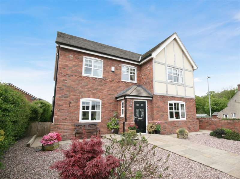 6 Bedrooms Detached House for sale in Birkett House, Weeton Village, Preston