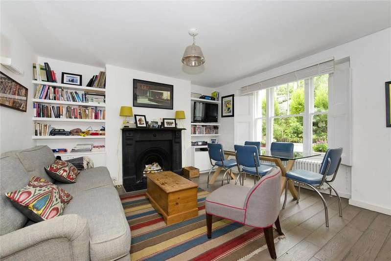 2 Bedrooms Flat for sale in Mildmay Grove South, Islington, London