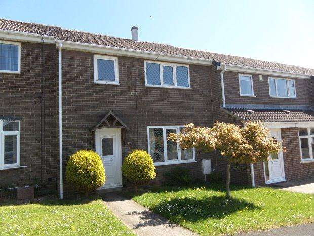 3 Bedrooms Terraced House for sale in SWAINBY ROAD, TRIMDON VILLAGE, SEDGEFIELD DISTRICT
