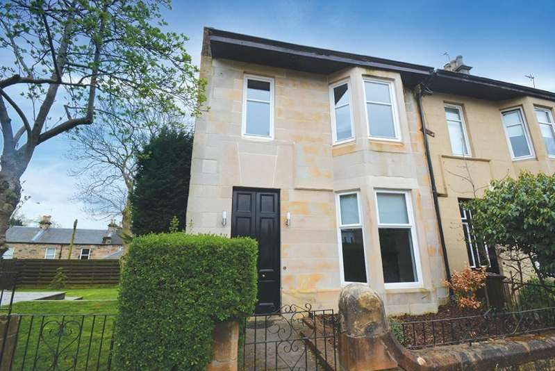 4 Bedrooms End Of Terrace House for sale in 14 Dungoyne Street, Maryhill Park, G20 0BA