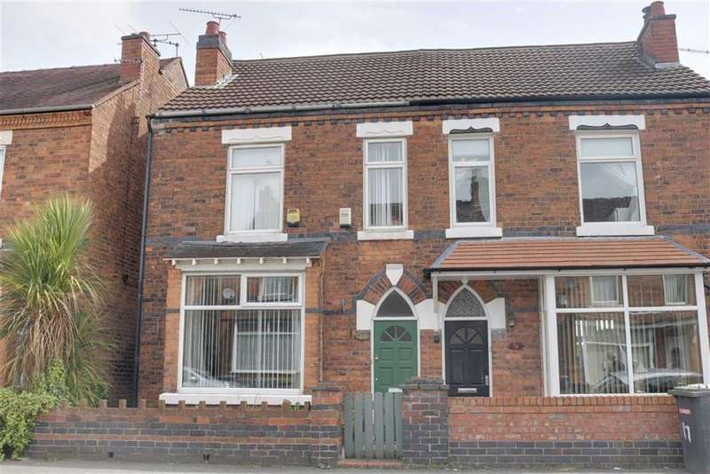 3 Bedrooms Semi Detached House for sale in Buxton Avenue, Crewe