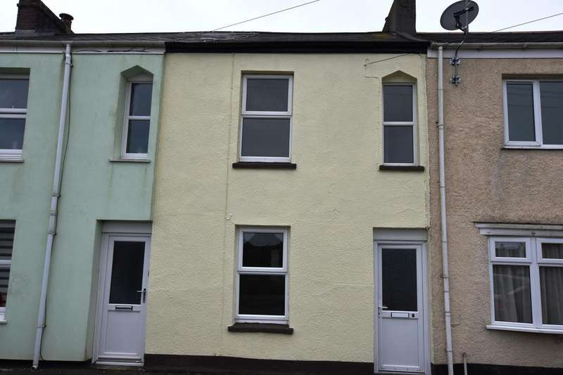 2 Bedrooms Terraced House for sale in Cliff View Terrace, Camborne TR14