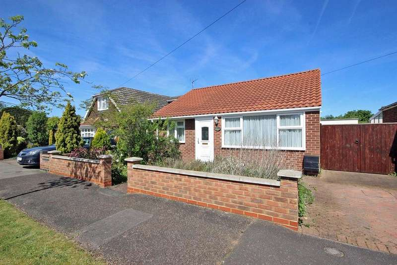 2 Bedrooms Detached Bungalow for sale in Gostwick Place, Willington