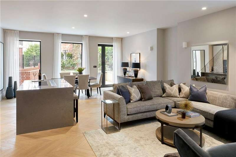 2 Bedrooms Flat for sale in Otto Schiff Mansions, 12 Nutley Terrace, London, NW3