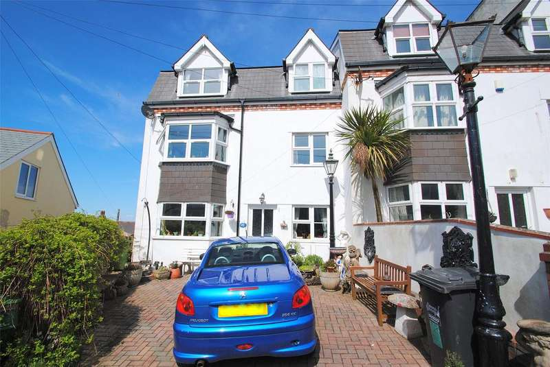 4 Bedrooms House for sale in Chambercombe Road, Ilfracombe