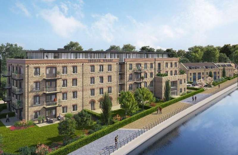2 Bedrooms Apartment Flat for sale in Mill Lane, Taplow, Buckinghamshire