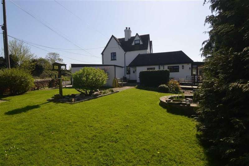3 Bedrooms Cottage House for sale in Rookery Hill, Old Corringham, Essex