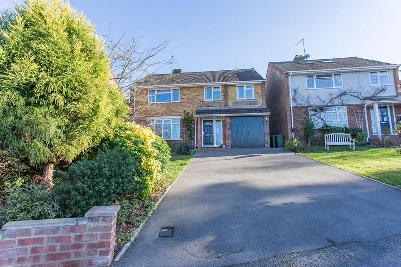 4 Bedrooms Detached House for sale in LOVELY SITUATION. MILL RIDE AREA, ASCOT, BERKSHIRE, SL5 8LG