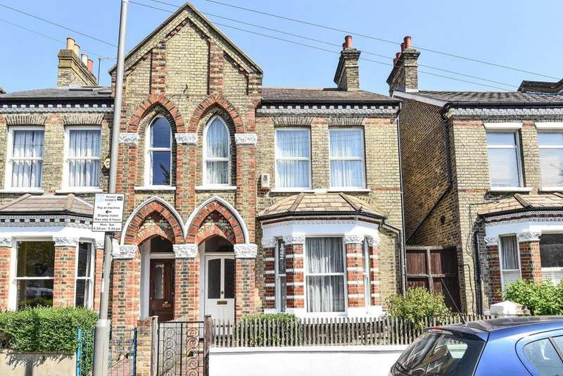 4 Bedrooms Semi Detached House for sale in Rossiter Road, Balham