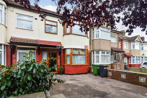 3 Bedrooms Terraced House for sale in Southfield Road, Waltham Cross, Hertfordshire